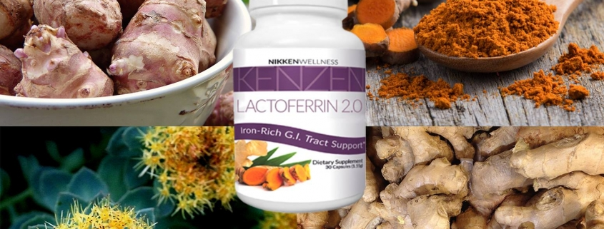 Why do I need lactoferrin?